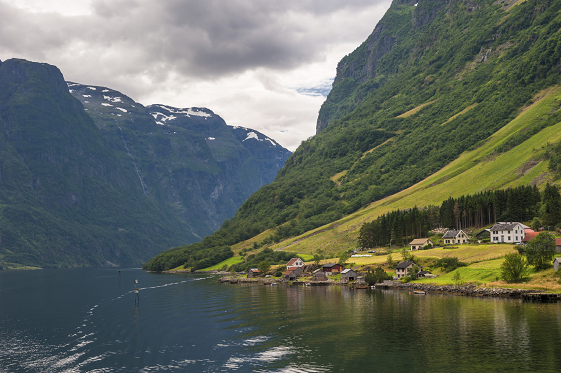 Norway Fjord Picture