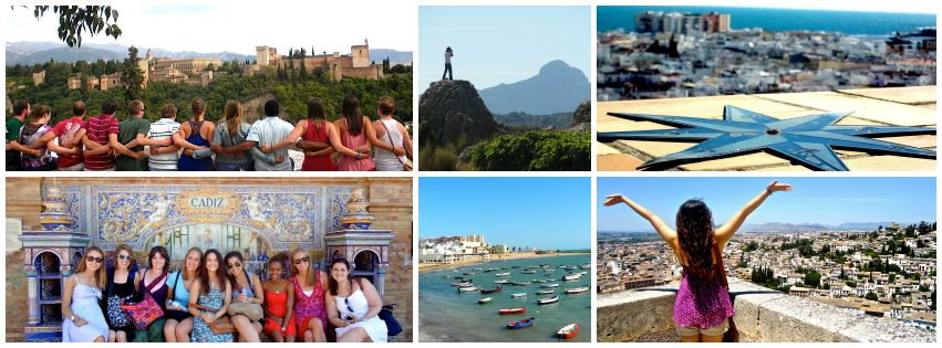 Cadiz Collage