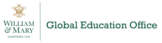 W&M Global Education Office - College of William & Mary